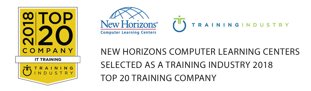 2018 Top IT Training New Horizons