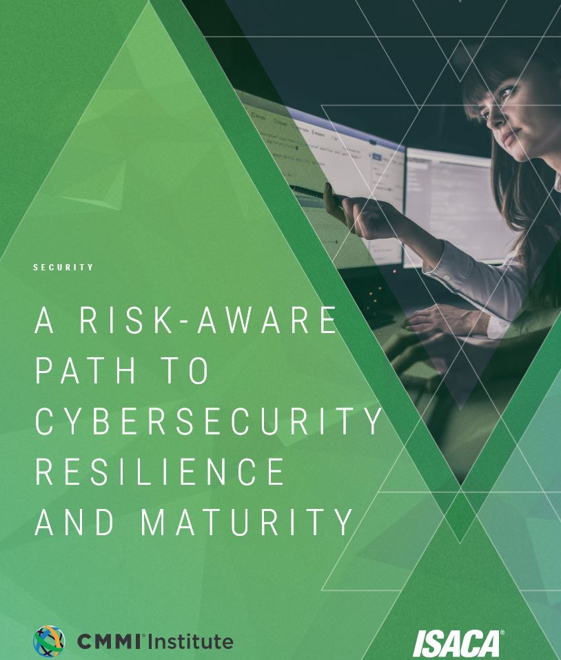 Risk-Aware Path to Cybersecurity Resilience and Maturity: